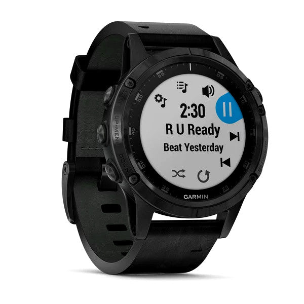 Reloj Garmin Fēnix® 5 Plus Correas en Cuero