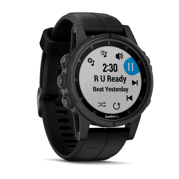 Reloj Garmin Fēnix® 5S Plus Color Negro