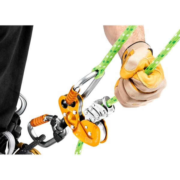 Descensor Petzl ZigZag PLUS v2019 Mechanical Prusik