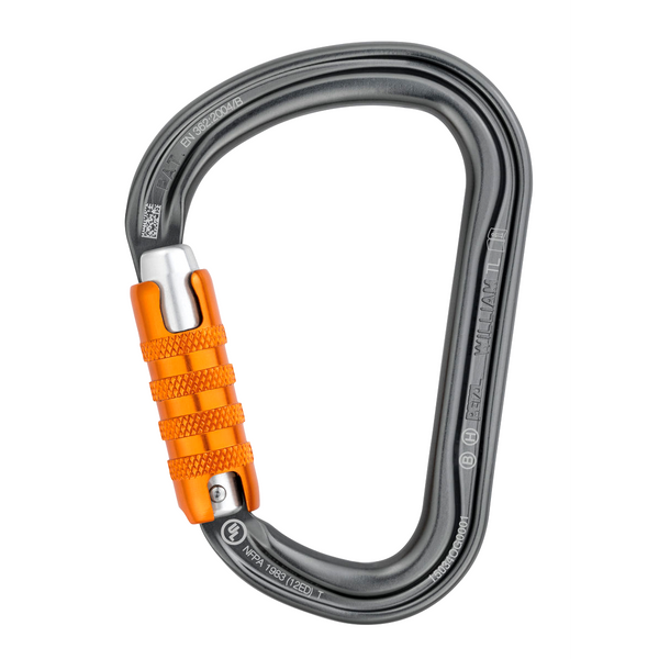 Mosquetón Petzl William