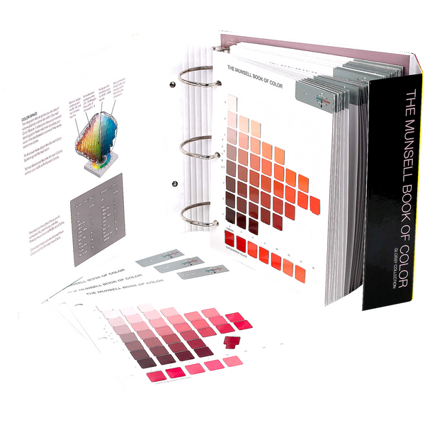 Munsell Book of Color - Glossy Collection