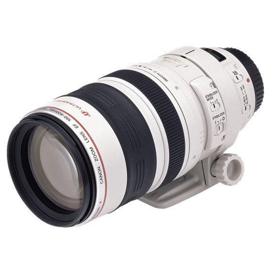 Lente Zoom Canon EF 100-400mm f/4.5-5.6L IS USM