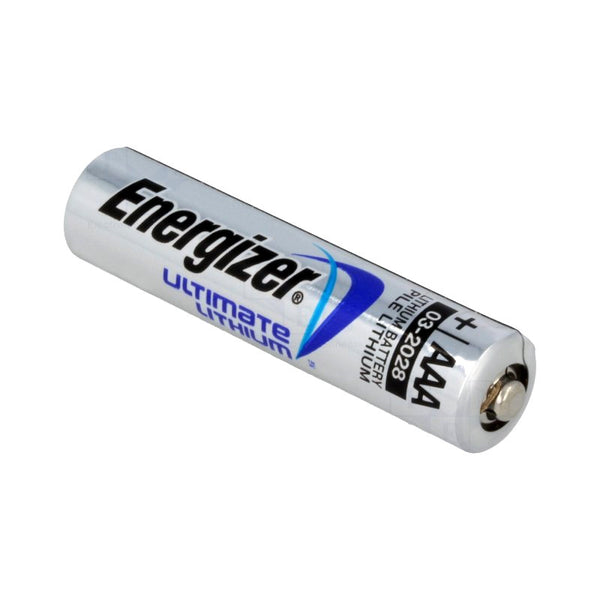 Baterías de Litio Energizer AAA Ultimate Lithium