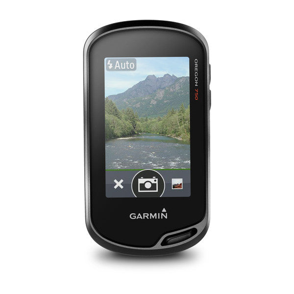 GPS de Mano Garmin Oregon 750