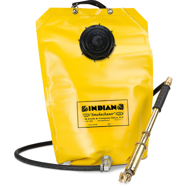 Extintor de Incendios Tipo Mochila Plegable Indian Smokechaser