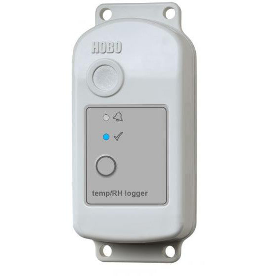Data Loggers HOBO Temperatura/HR Bluetooth Sensores Internos