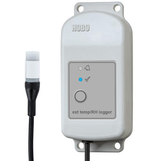Data Loggers HOBO Temperatura/HR Bluetooth Sensores Externos