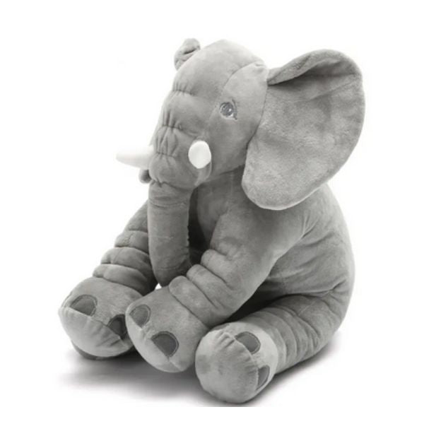 Snoog™ Large Stuffed Elephant Plush Toy for Infants & Kids