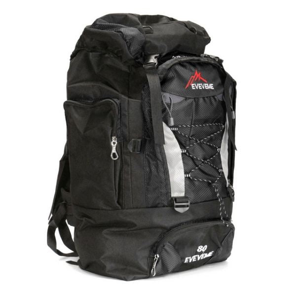 TrailStylz™ Large Waterproof Outdoor Hiking Backpack
