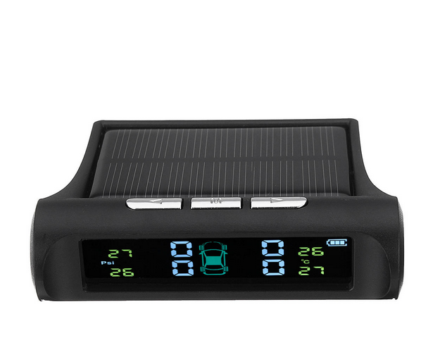 TireVX Wireless Car Tire Pressure Monitoring System