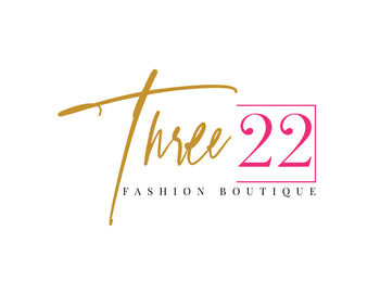 ©️2020, Three22 Fashion Boutique