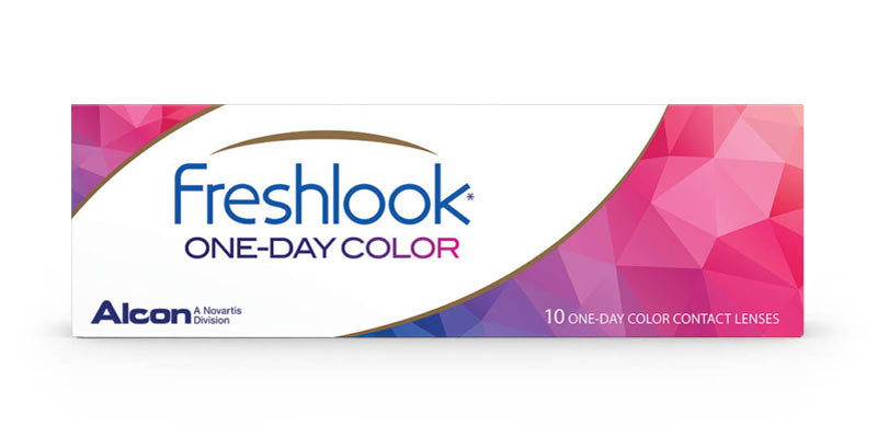 Freshlook One-Day Color Daily Disposable Colored Contact Lenses by Alcon