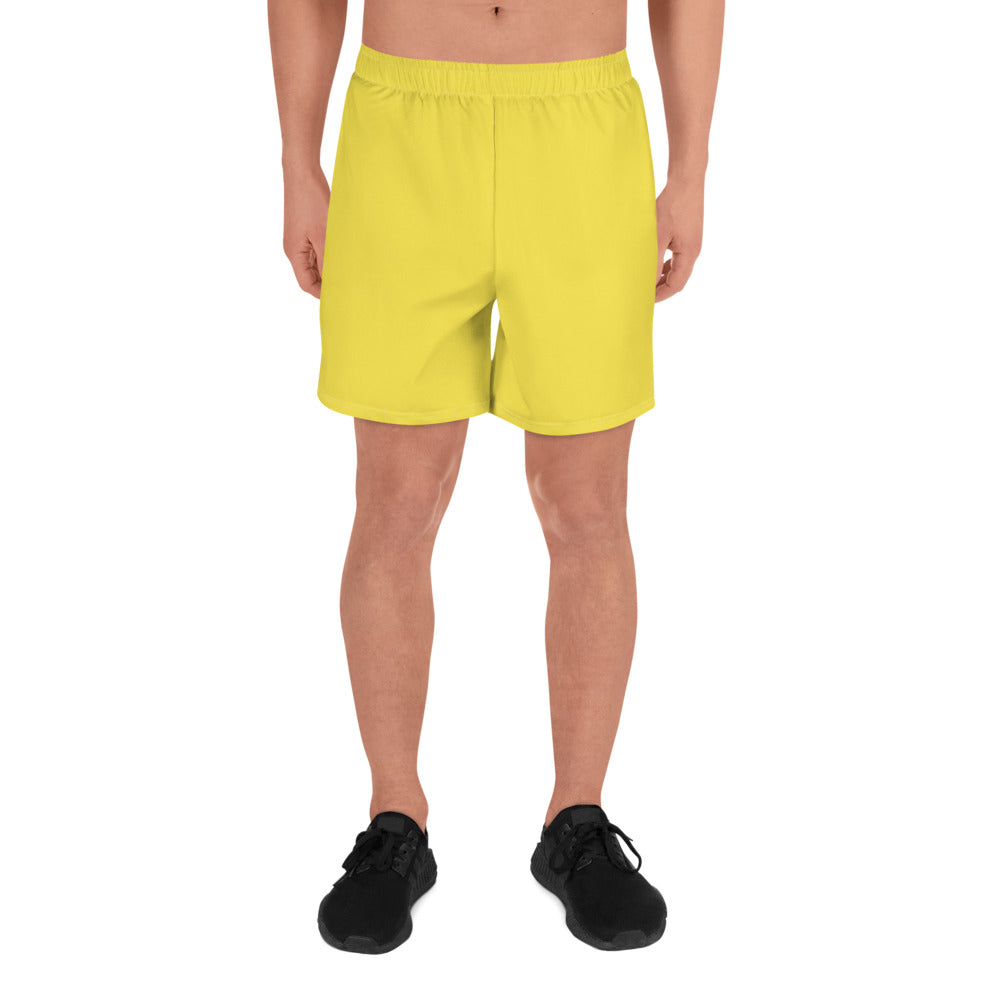 Men's Athletic Long Shorts