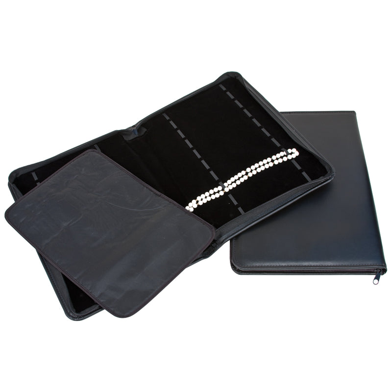 Watch/Bracelet Folder 20 Sections With Foam Pad Insert Case Display