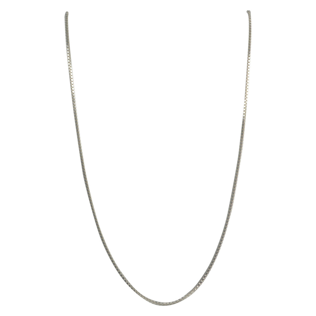 Sterling Silver Box 026 1.5mm Necklace Chain Italian Italy Solid .925 Jewelry