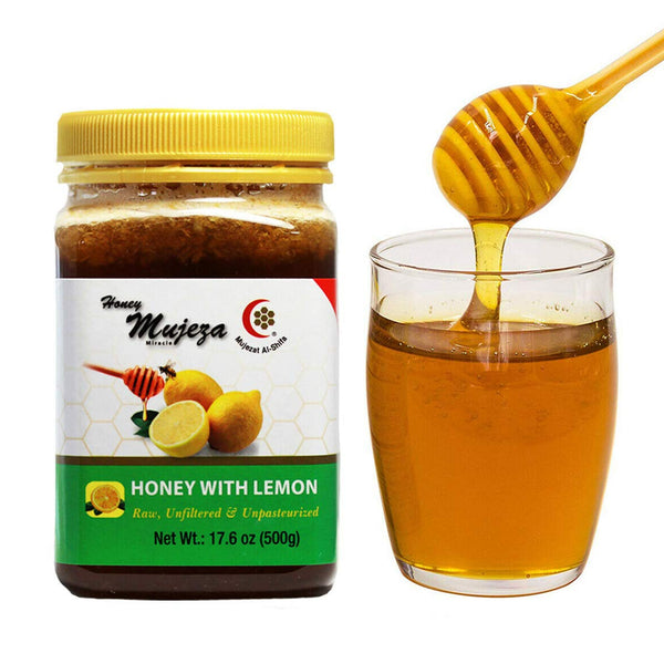 Mujeza Lemon Honey