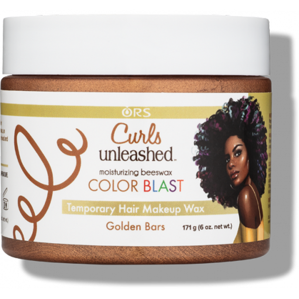 GOLDEN BARS -  COLOR BLAST TEMPORARY MAKEUP HAIR WAX