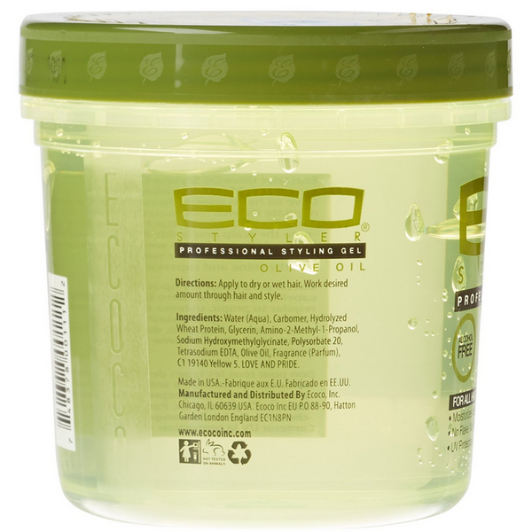 ECO STYLE GEL  OLIVE