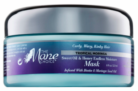 The Mane Choice Tropical Moringa Sweet Oil & Honey Endless Moisture Mask