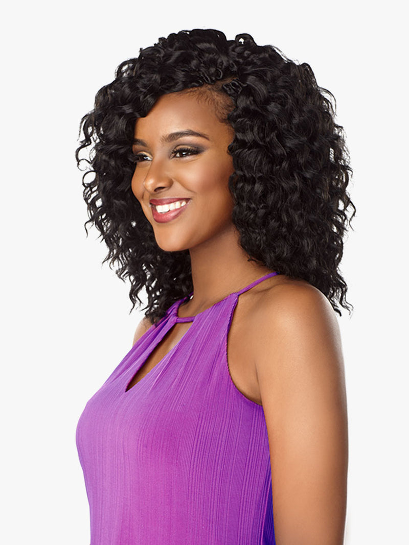 Lulutress 3X FLUFFY BRAID OUT 10″
