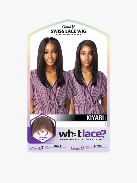 WHAT LACE? KIYARI
