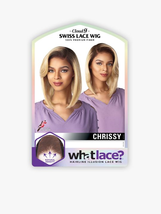 What Lace? CHRISSY