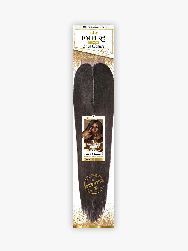 Empire LACE CLOSURE YAKI 12″