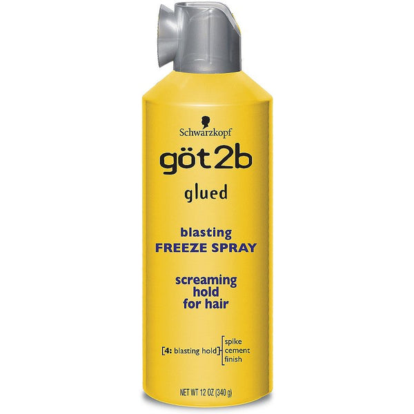Got2b Freezing Spray