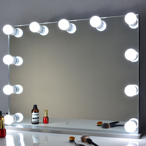 Hollywood Mirror with USB Port