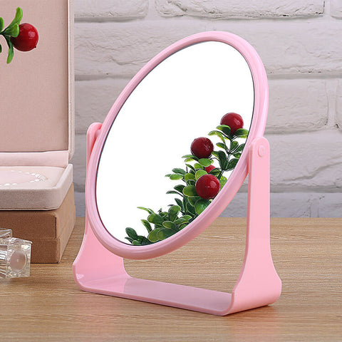 Hand Held Makeup Mirror