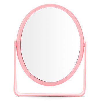 Single Sides Handheld Mirror for Travel