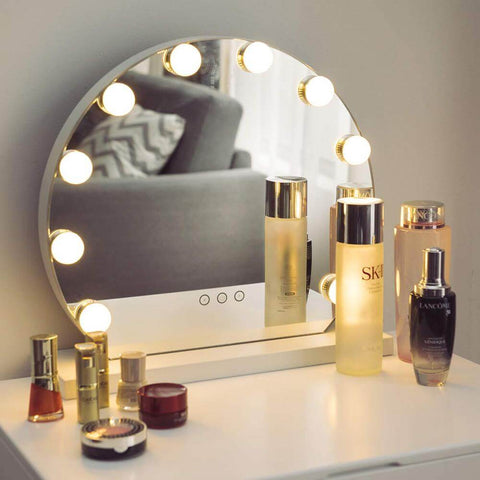 Makeup Vanity Tabletop Mirror
