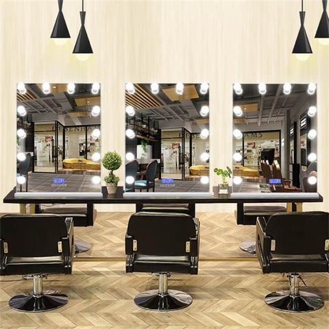 Fashion professional Barber shop Mirror