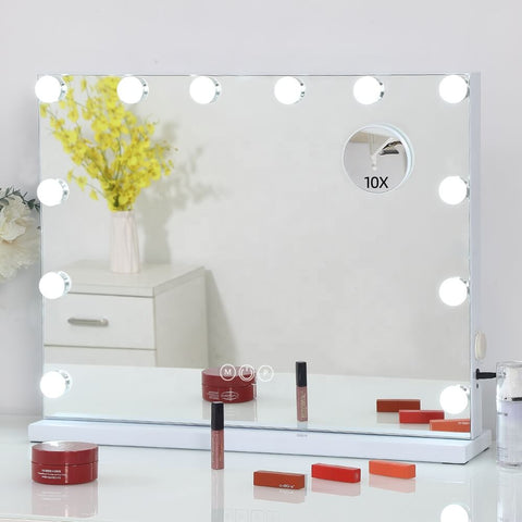 Large Size Mirror with USB charger