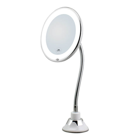 LED lighted cosmetic mirror