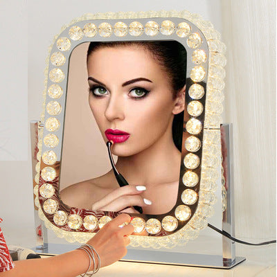 Advanced Diamond Frame LED Vanity Mirror