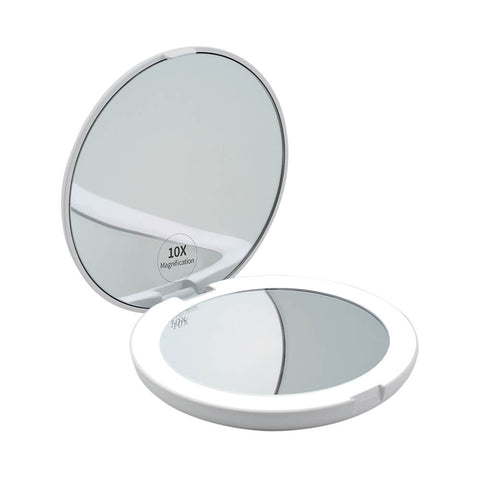 Small Cosmetic Double-sided Pocket Mirror