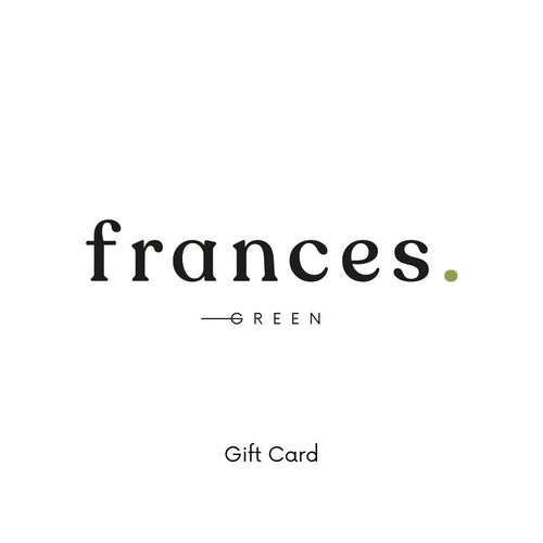 Gift Card - Frances Green