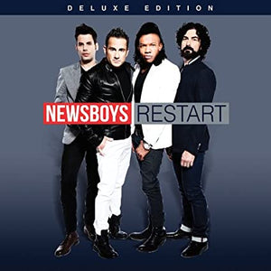 Newsboys Restart deluxe edition CD