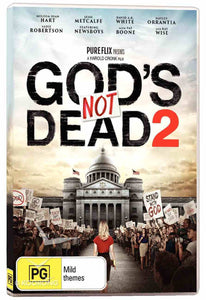 God's Not Dead 2 Movie - DVD