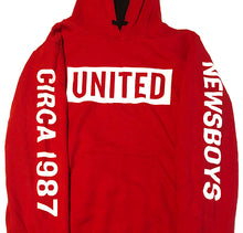 Load image into Gallery viewer, Newsboys United Tour Hoodie
