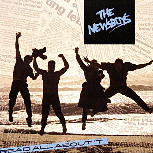 Newsboys Read all about It CD