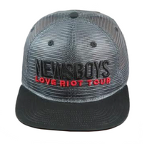 Load image into Gallery viewer, Newsboys Love Riot Cap