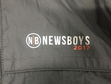 Load image into Gallery viewer, Newsboys official 2017 love riot crew jacket