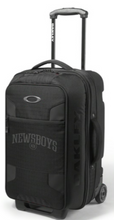 Load image into Gallery viewer, Newsboys stealth carry on roller by Oakley