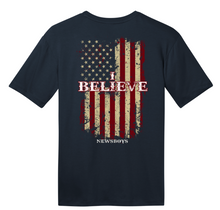 Load image into Gallery viewer, Do You Believe Flag T-Shirt