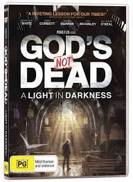 God's Not Dead: A Light in Darkness Movie - DVD