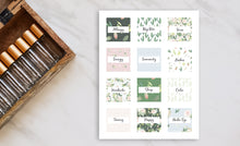 Load image into Gallery viewer, Printable Roller Bottle Labels - The Donna Collection