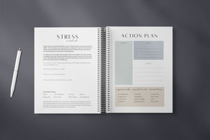 Flourish Wellness Planner & Workbook