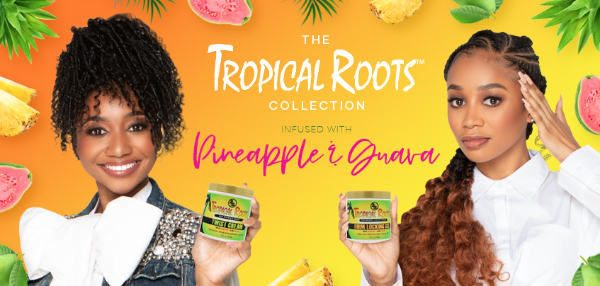 My Tropical Roots Collection